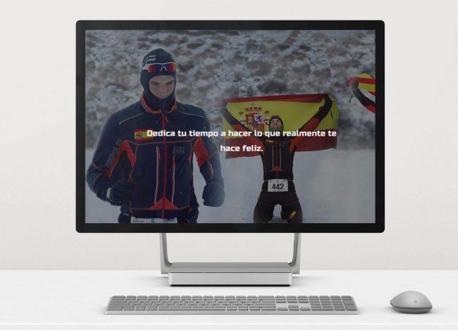 Preparador físico Madrid